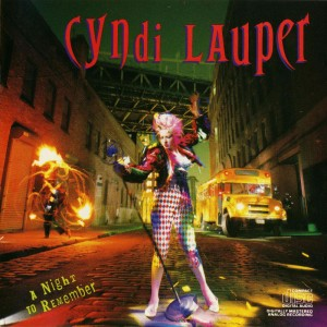 Cyndi Lauper – A Night To Remember