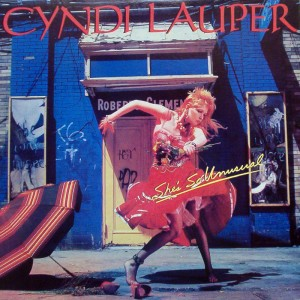 Cyndi Lauper – She's So Unusual
