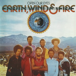 Earth, Wind & Fire – Open Your Eyes