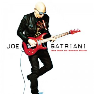 Joe Satriani – Black Swans and Wormhole Wizards