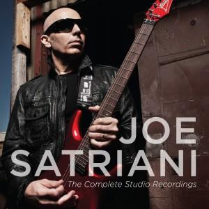 Joe Satriani – The Complete Studio Recordings
