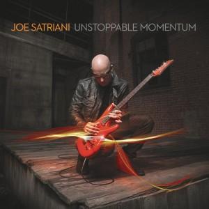 Joe Satriani – Unstoppable Momentum