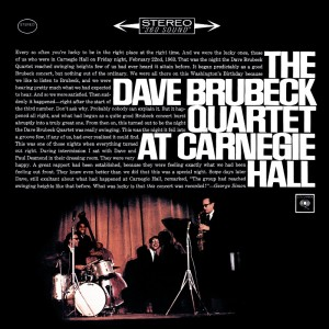 Dave Brubeck – At Carnegie Hall