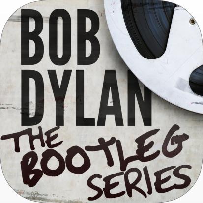 Bob Dylan The Bootleg Series App