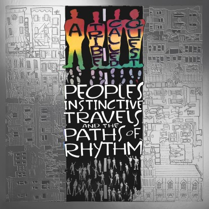 ATCQ People's 25th – COVER