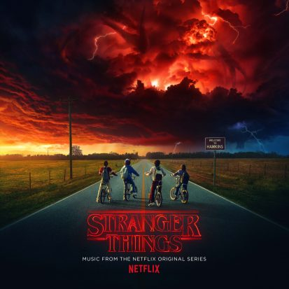 Stranger Things Soundtrack_cvr
