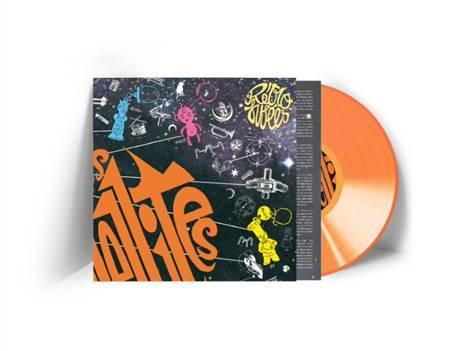 Les Satellites « Rétro Fusées » (1987-1994, la compilation)   Sortie le 12 juin sur Legacy Recordings