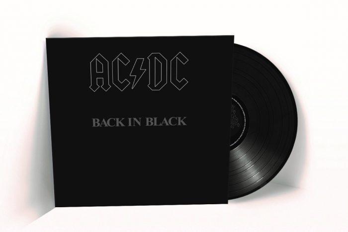 Célébrons les 40ans de l'album «Back in Black» de AC/DC !