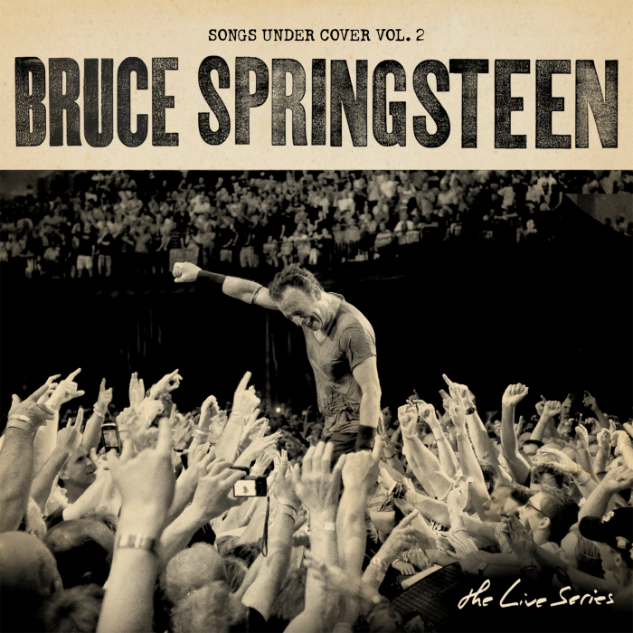 Bruce Springsteen: « The Live Series : Songs Under Cover Vol.2 »
