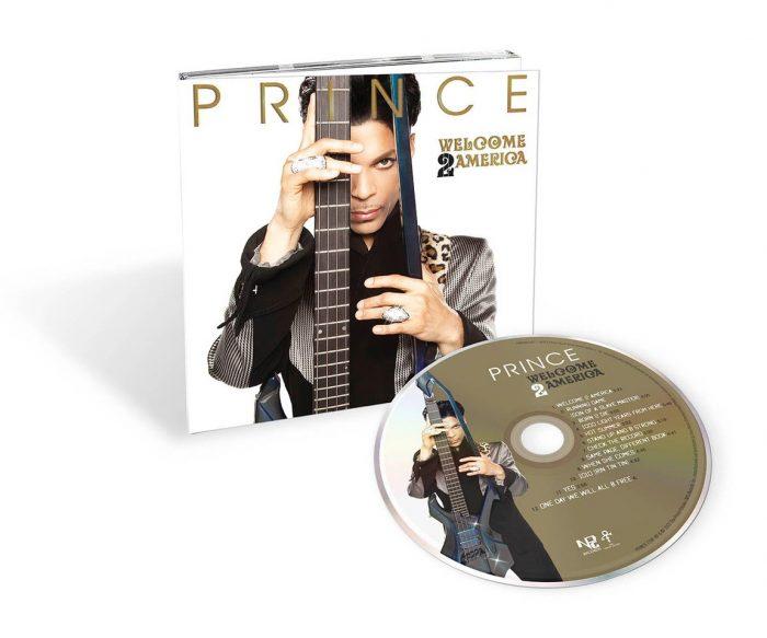 WELCOME 2 AMERICA: NOUVEL ALBUM STUDIO DE PRINCE, SORTIE LE 30 JUILLET