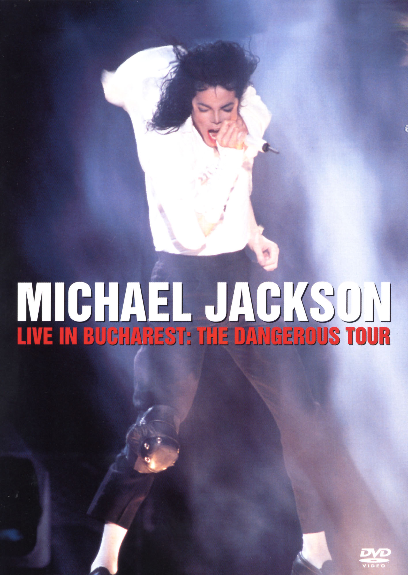 Live In Bucharest – The Dangerous Tour