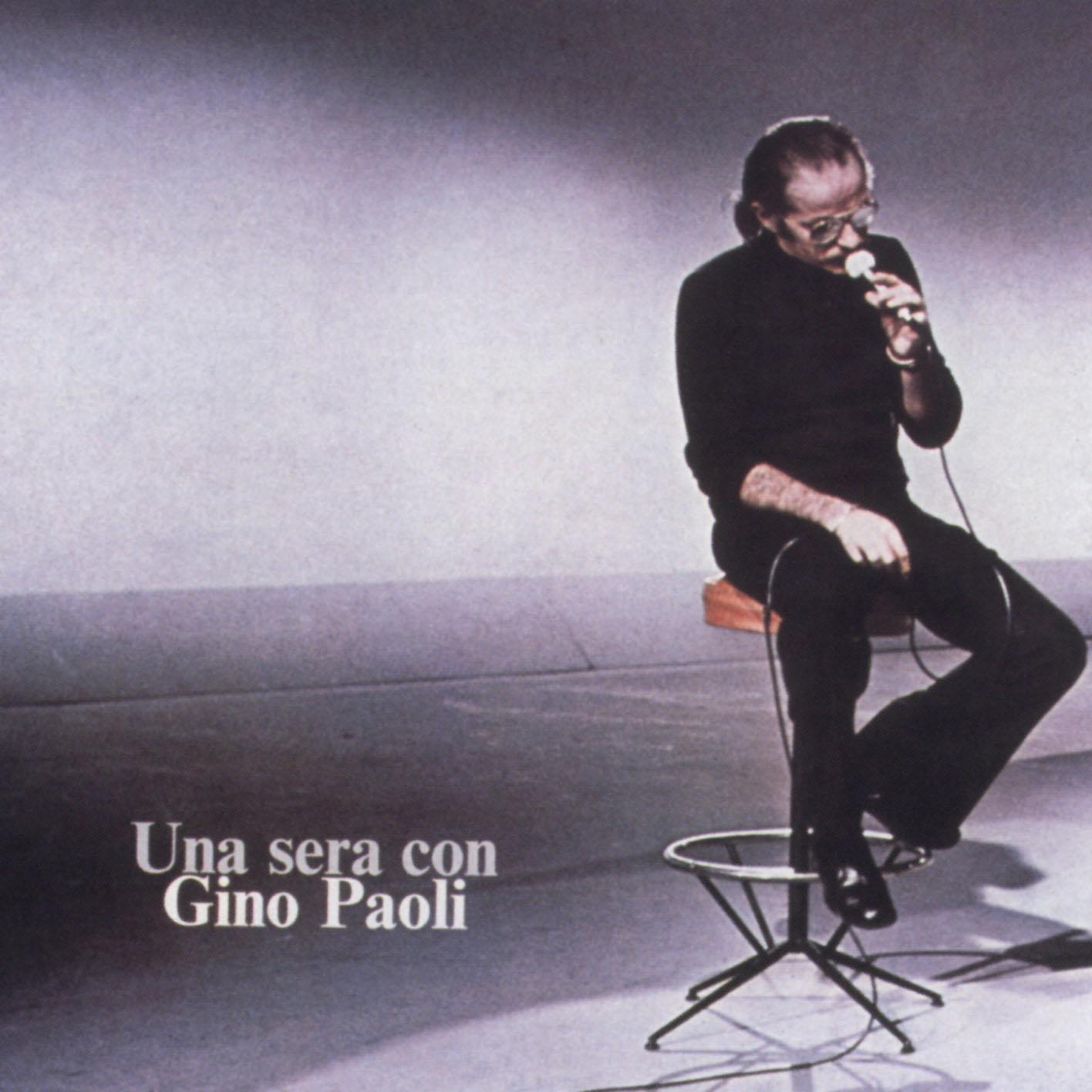 Una Sera Con Gino Paoli