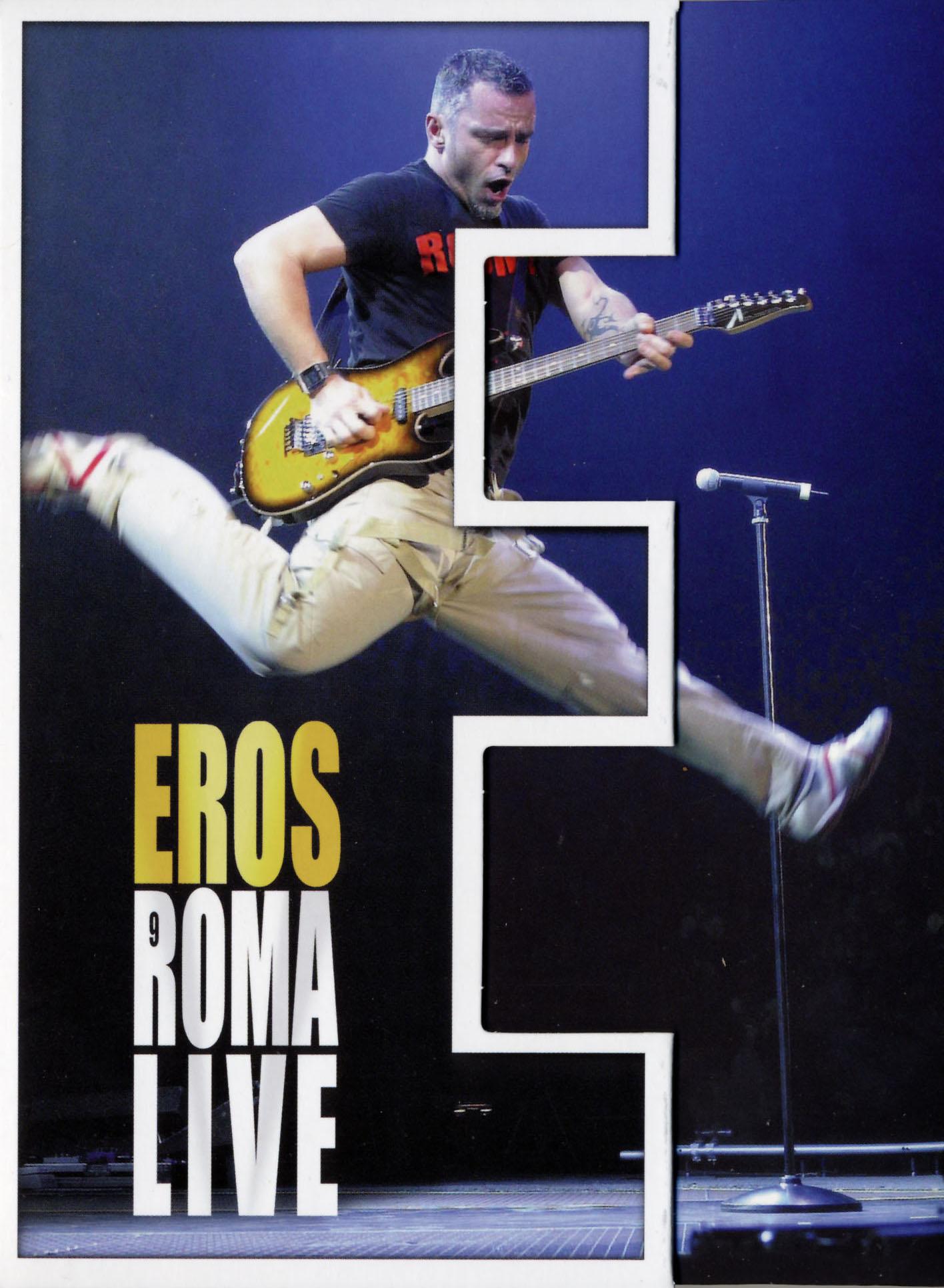 Eros Roma Live
