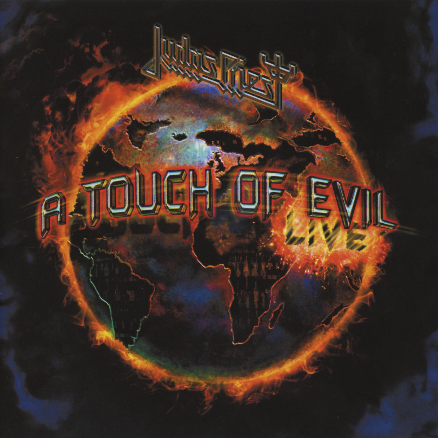 A Touch Of Evil – Live