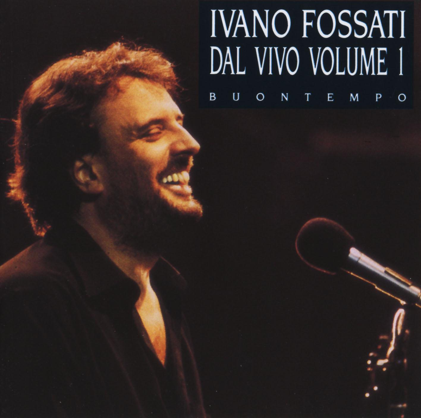 Dal Vivo Volume 1 – Buontempo