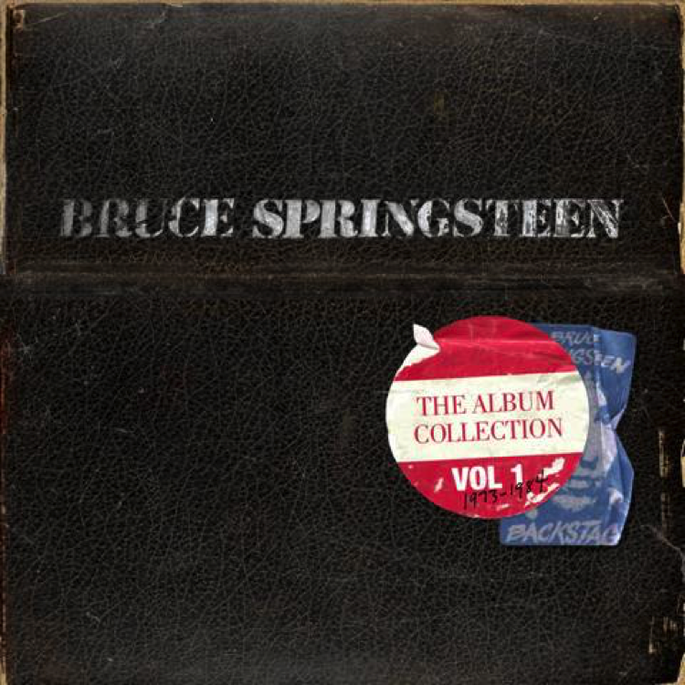 BRUCE SPRINGSTEEN: THE ALBUM COLLECTION VOL. 1, 1973-1984 –  17 NOVEMBRE