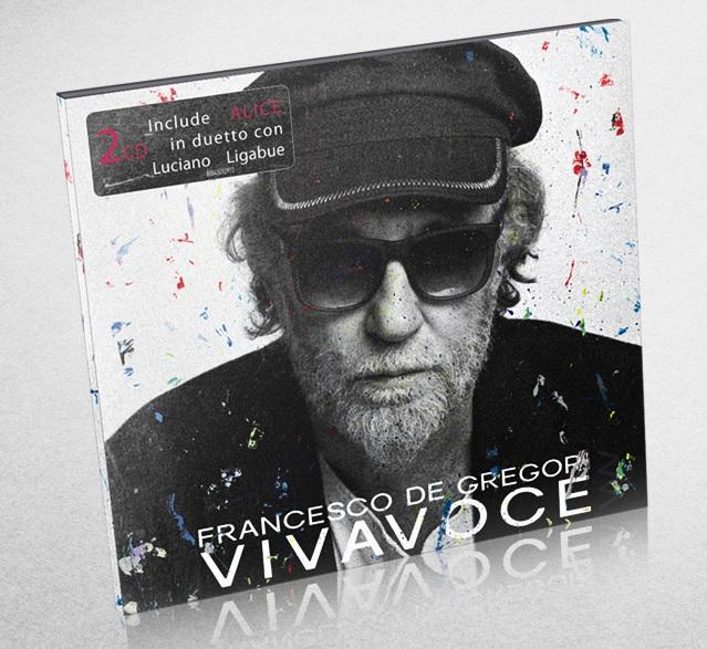 FRANCESCO DE GREGORI – Vivavoce è disco di platino