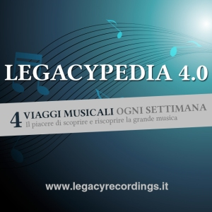 Legacypedia 4.0 – settimana #31
