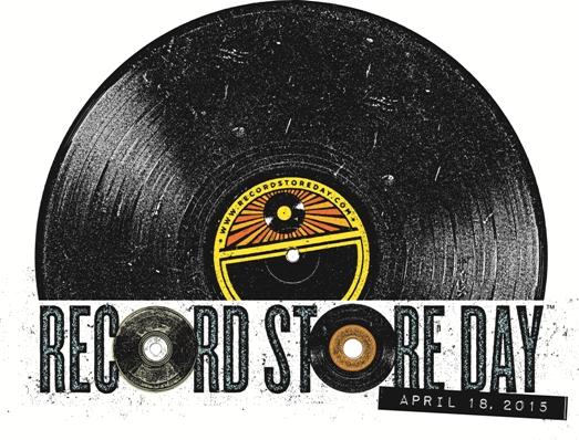 I TITOLI  DEL RECORD STORE DAY 2015 (SABATO 18 APRILE)