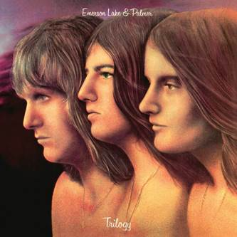 EMERSON LAKE & PALMER – trilogy
