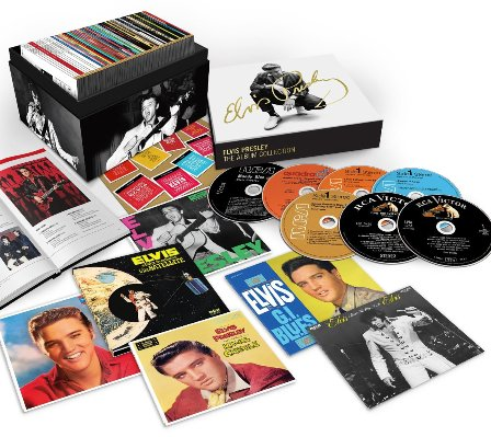 Elvis Presley The Album Collection
