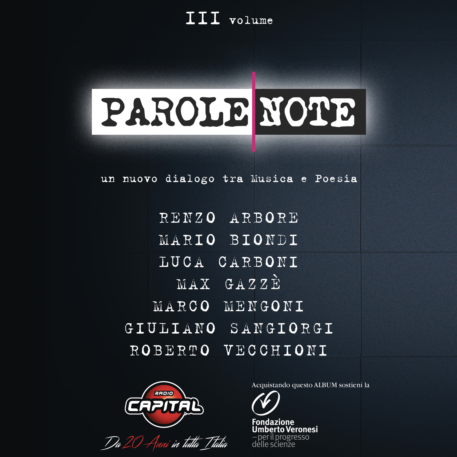 Parole note, Vol. 3