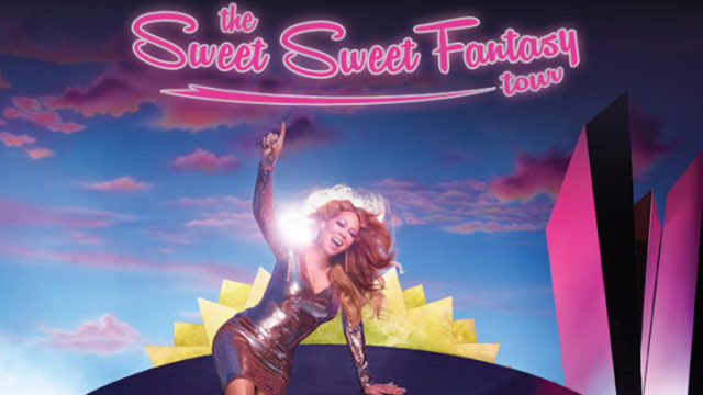 Sweet Sweet Fantasy Tour Mariah Carey