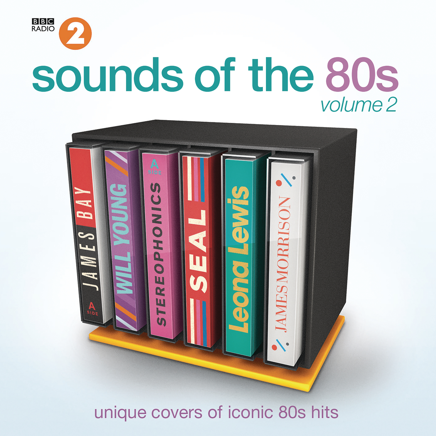 BBC Radio 2 Sounds of the 80s, Vol. 2