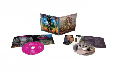 Steve Vai Modern Primitive / Passion and Warfare 25th Anniversary Edition