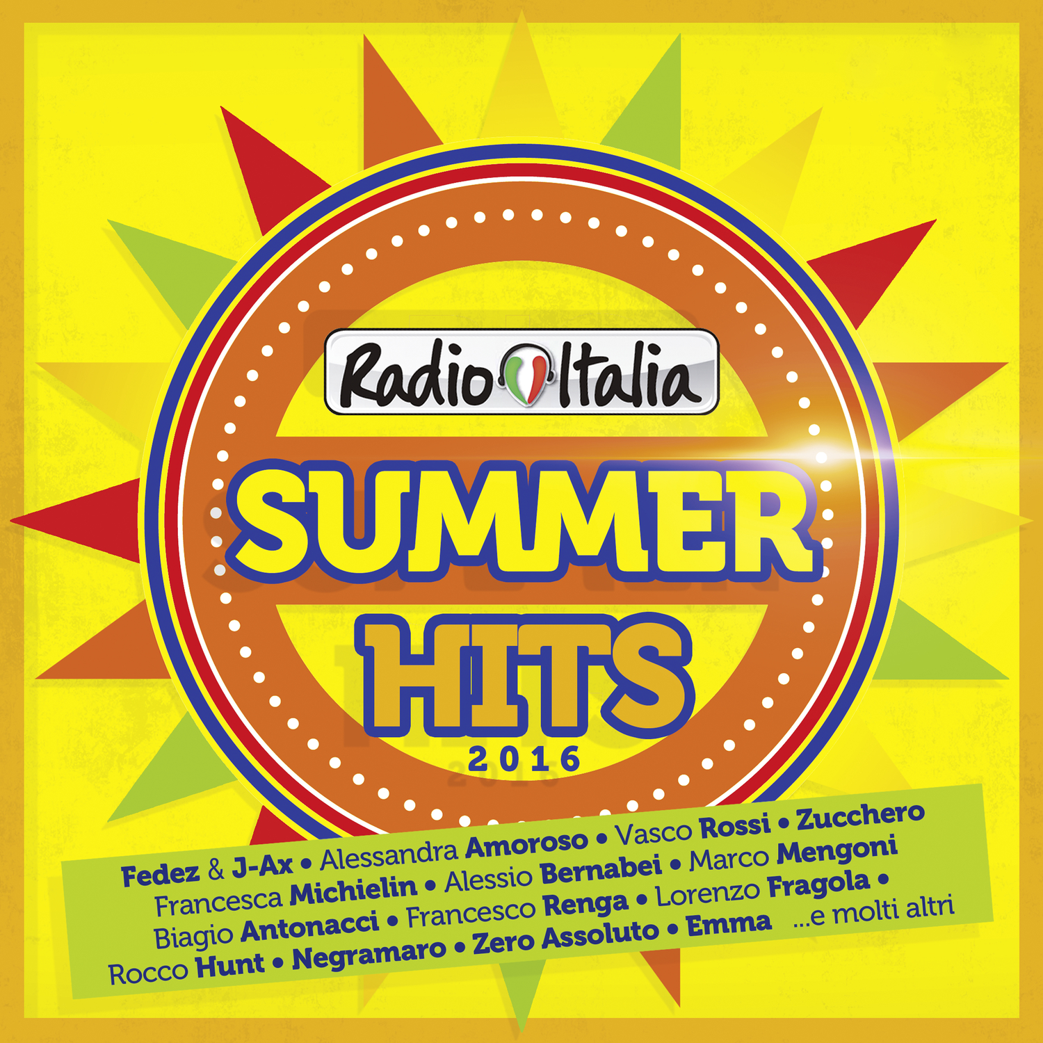 Radio Italia Summer Hits 2016