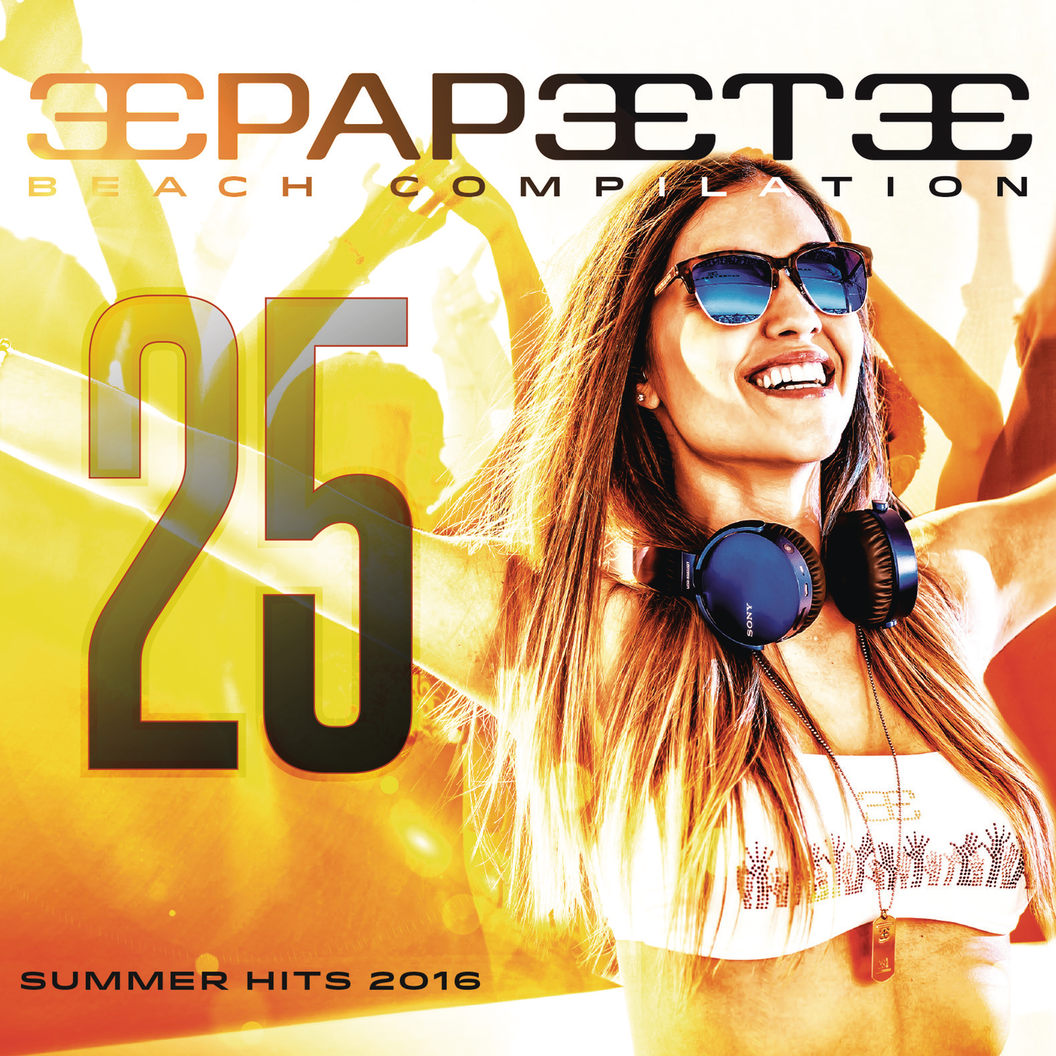 Papeete Beach Compilation, Vol. 25