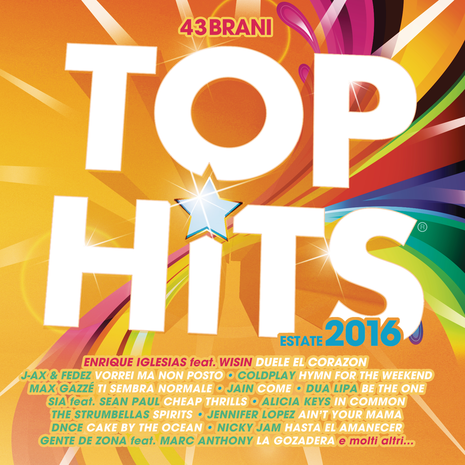 Top Hits – Estate 2016