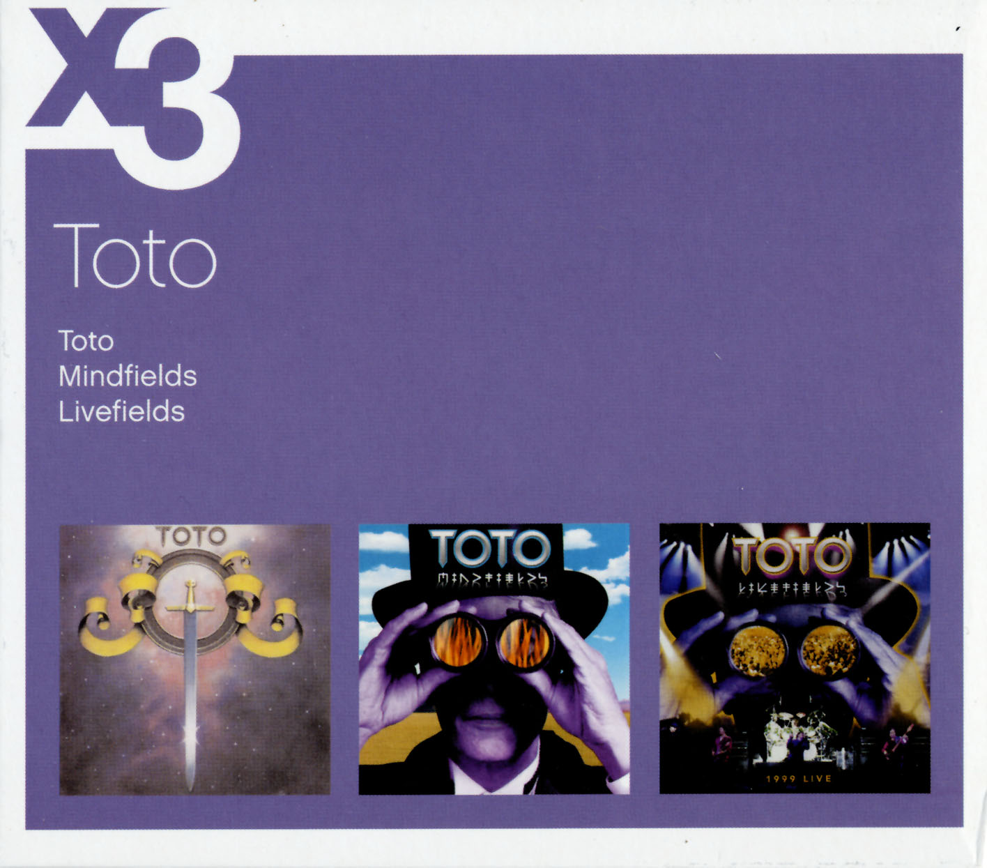 Mindfields/Livefields/Toto