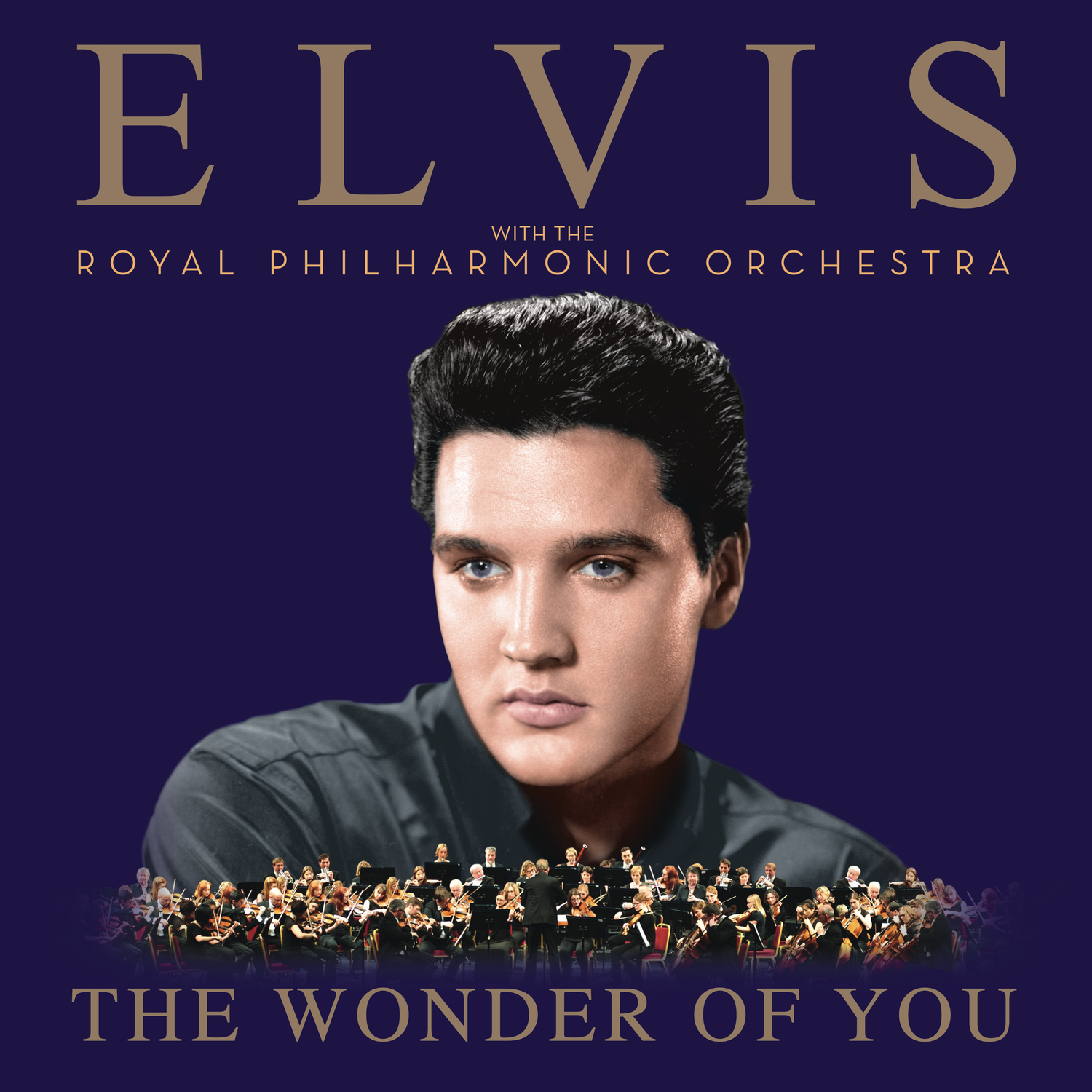 The Wonder of You: Elvis Presley with The Royal Philharmonic Orchestra vinile