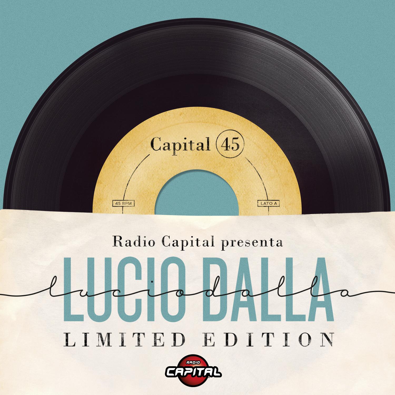 Radio Capital Presenta: Lucio Dalla Limited Edition