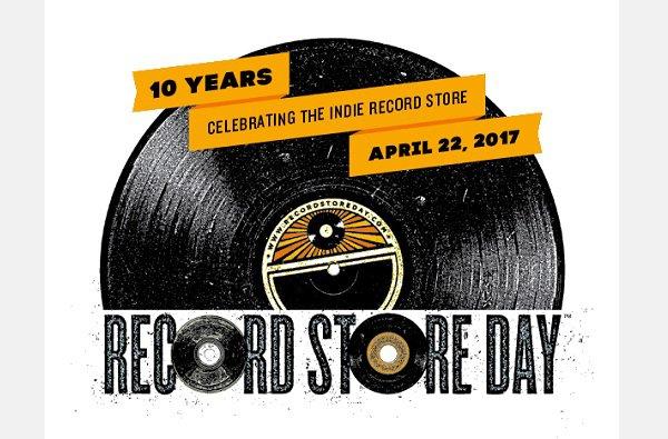 Record Store Day Aprile 2017