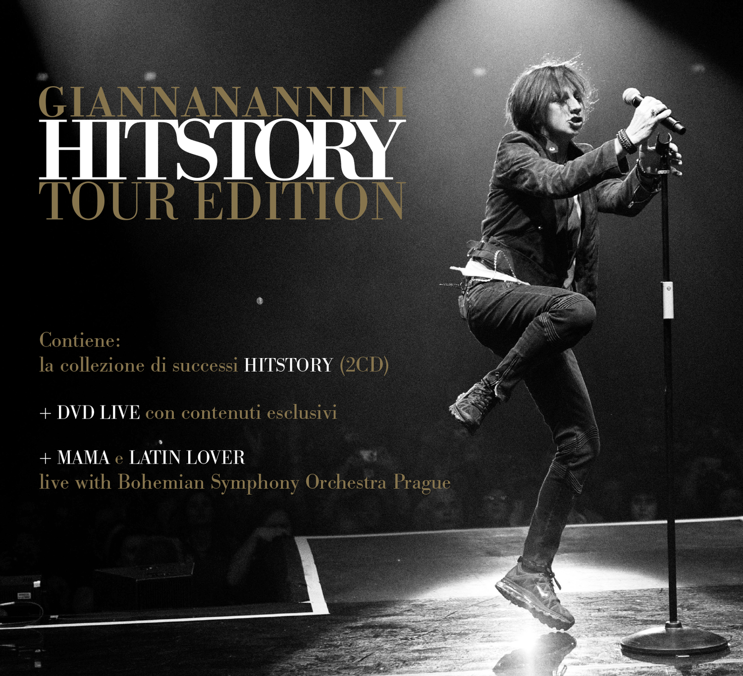 Hitstory Tour Edition