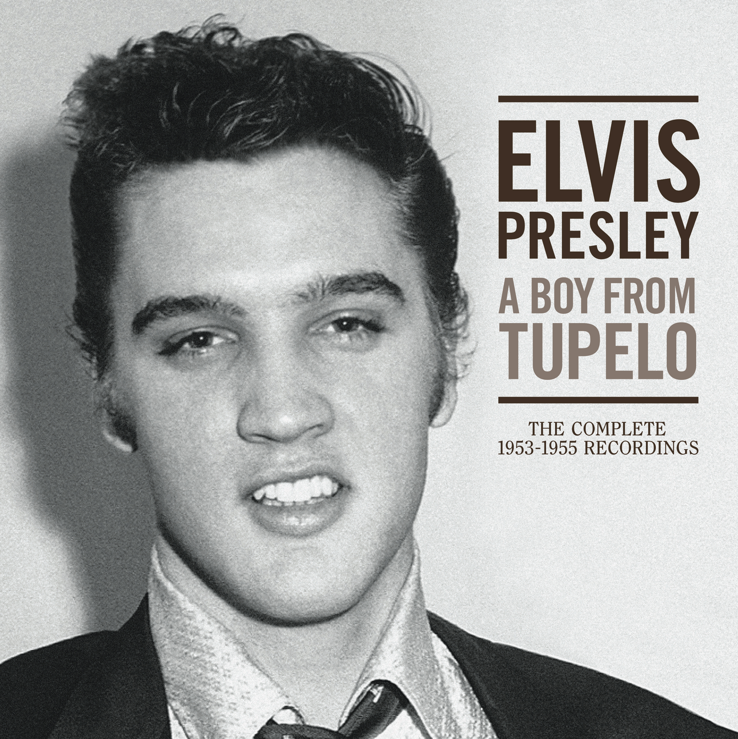 Esce il 28 Luglio Elvis Presley – A Boy From Tupelo: The Complete 1953-1955 Recordings