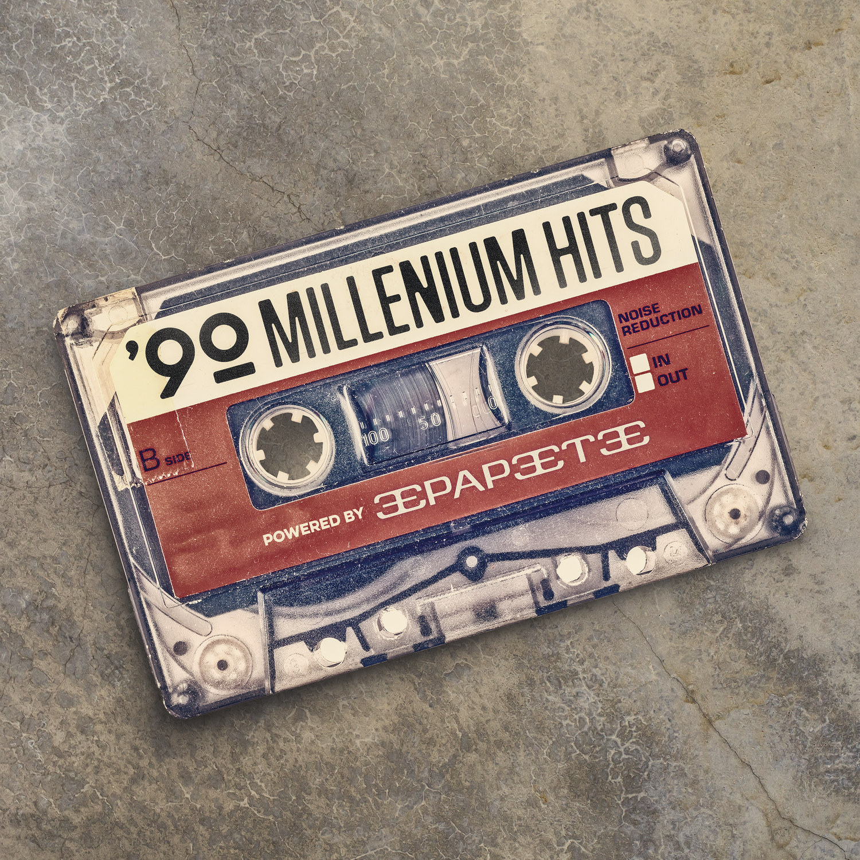Papeete Beach presenta: 90 Millennium Hits