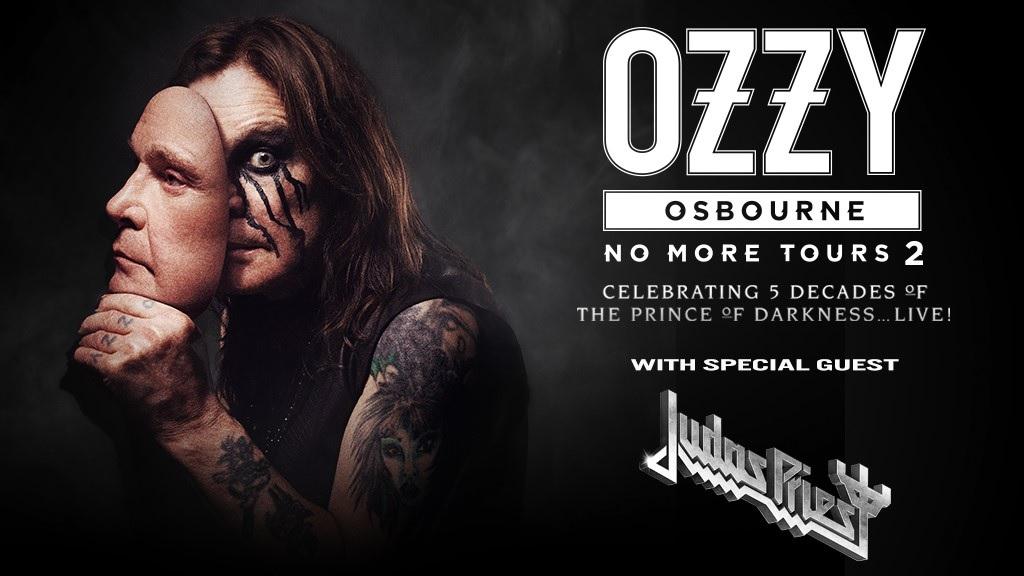 Ozzy Osbourne live in Italia