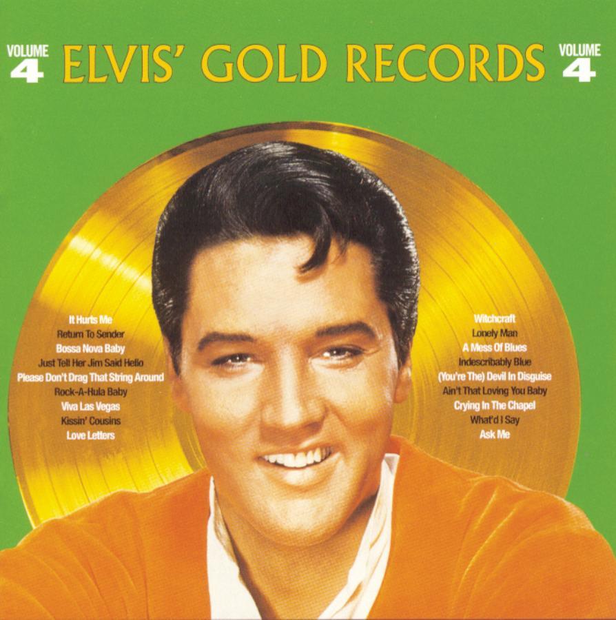 Elvis' Gold Records – Volume 4