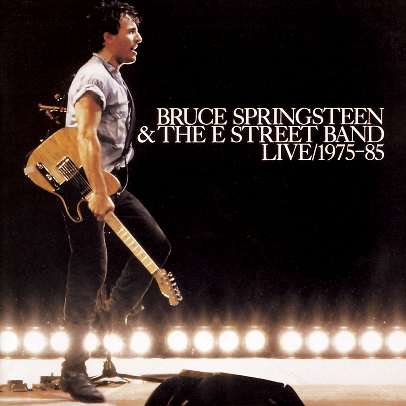 Live In Concert 1975 – 85 Bruce Springsteen & The Street Band