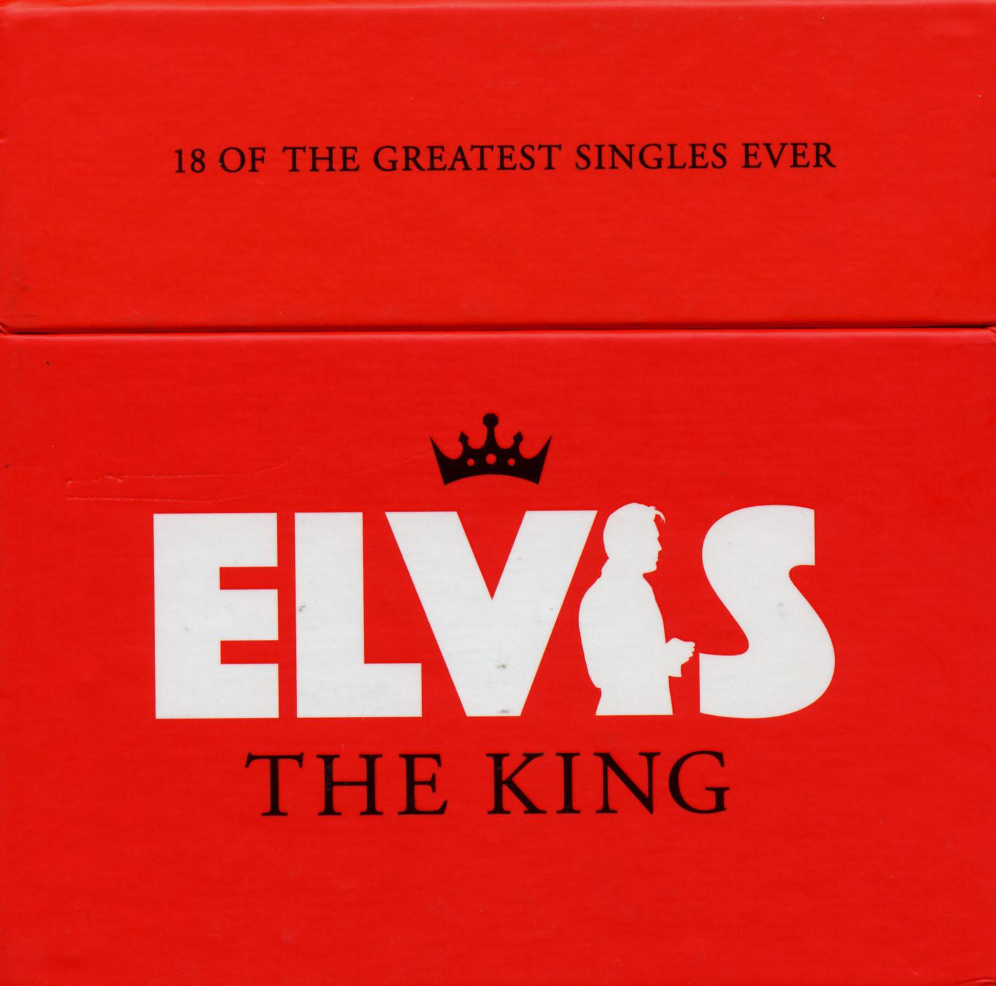 Elvis The King: Complete Singles