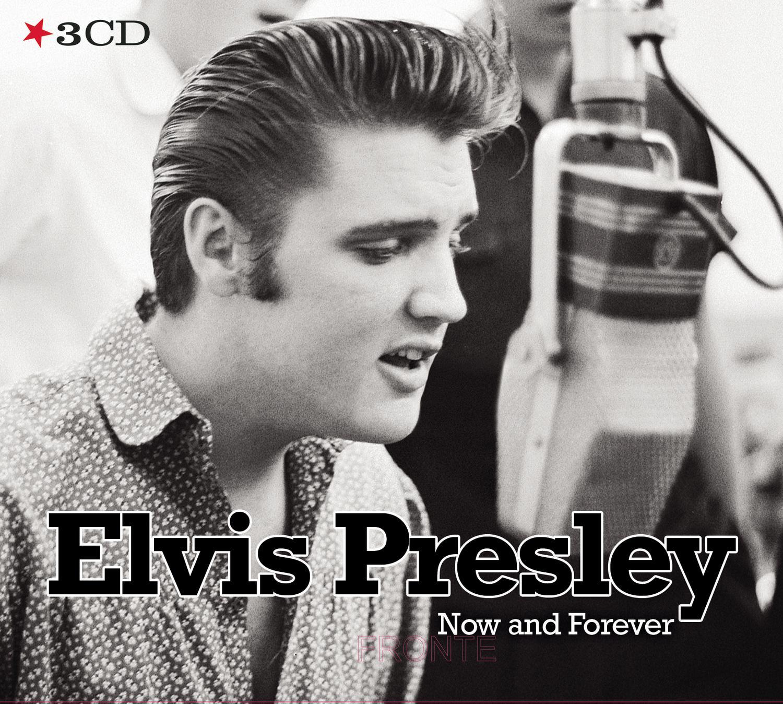 Elvis Presley Now and Forever Flashback 2013