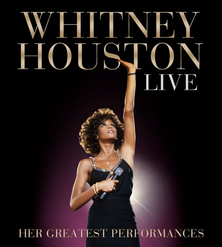 Whitney Houston Live: Her Greatest Performances  dal 10 Novembre 2014