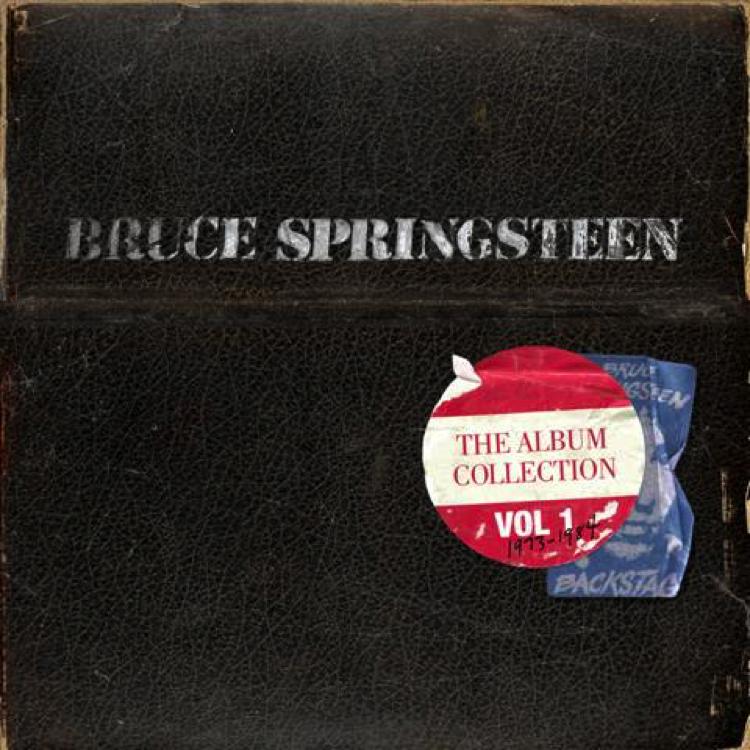 BRUCE SPRINGSTEEN: THE ALBUM COLLECTION VOL. 1, 1973-1984 –  17 NOVEMBRE