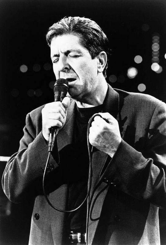 Riscoprire Leonard Cohen