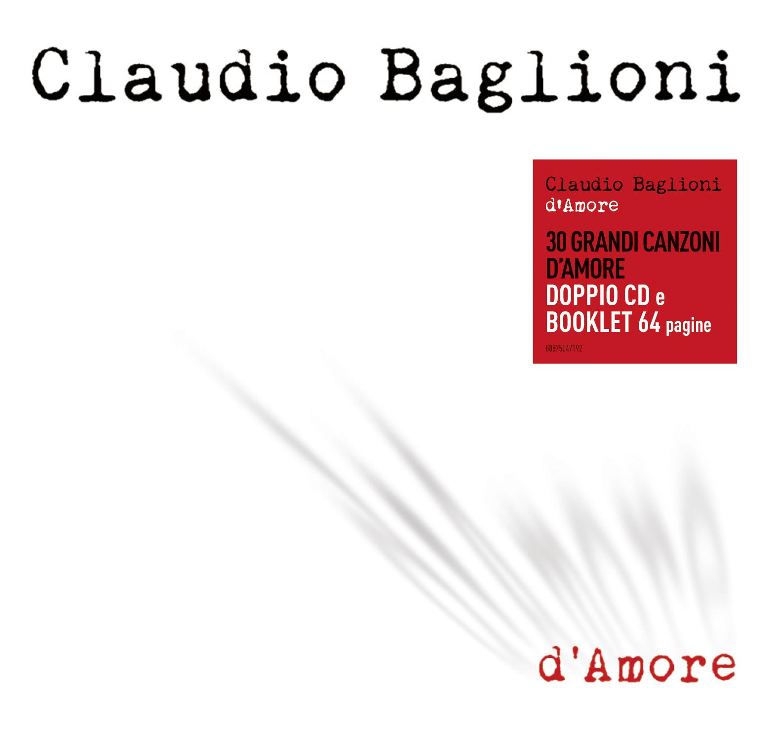 Claudio Baglioni – D'amore