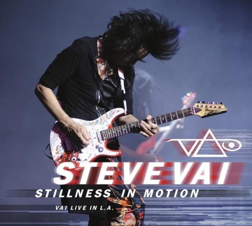 Stillness In Motion: Vai Live in LA