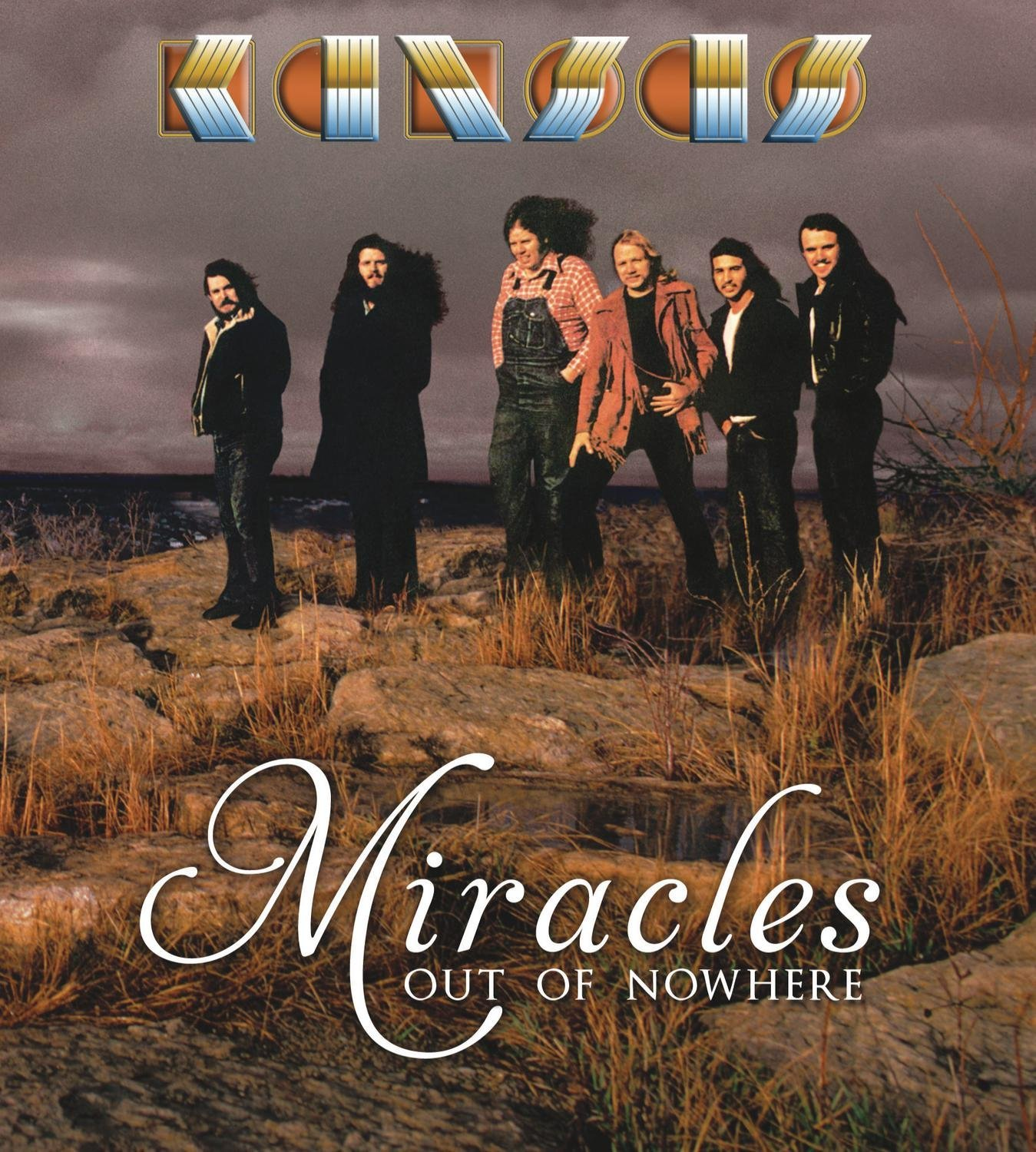 KANSAS – Miracles Out of Nowhere